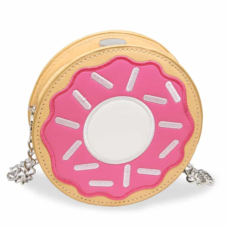 Donut Flask Purse