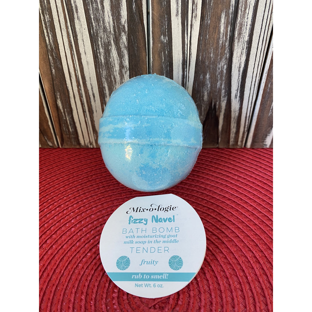 Mixologie's Tender (Fruity) Fuzzy Navel Bath Bomb