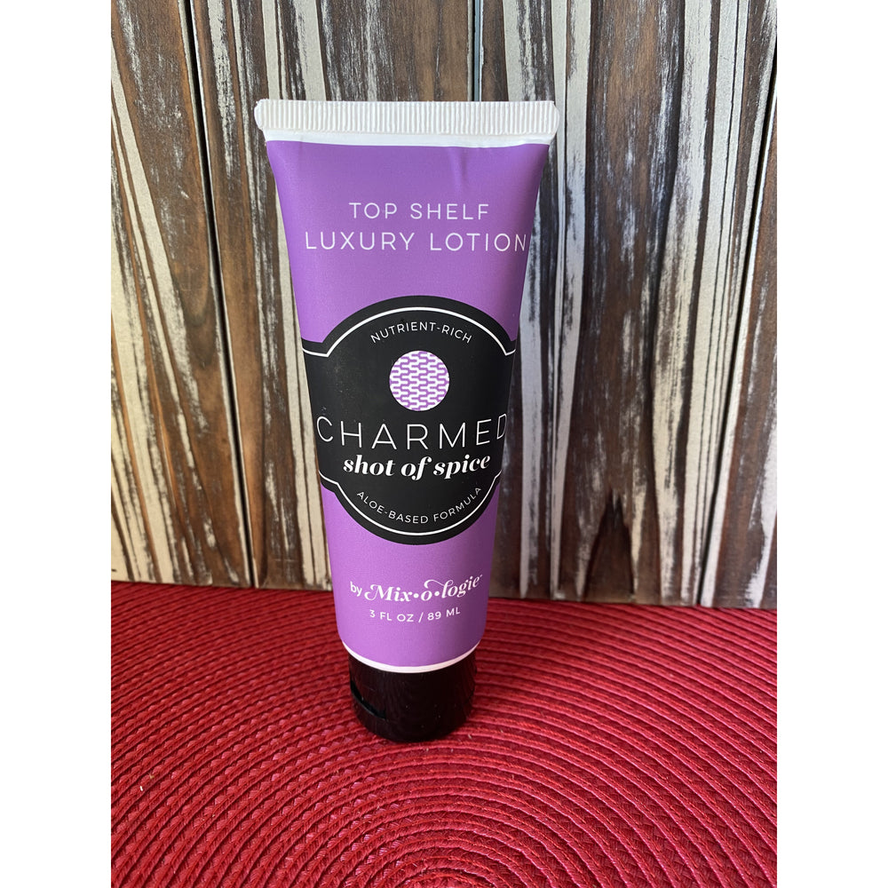 Mixologie's Charmed (Shot of Spice) Luxury Lotion