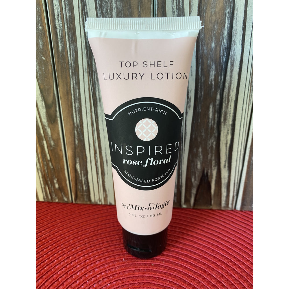 Mixologie's Inspired (Rose Floral)  Luxury Lotion