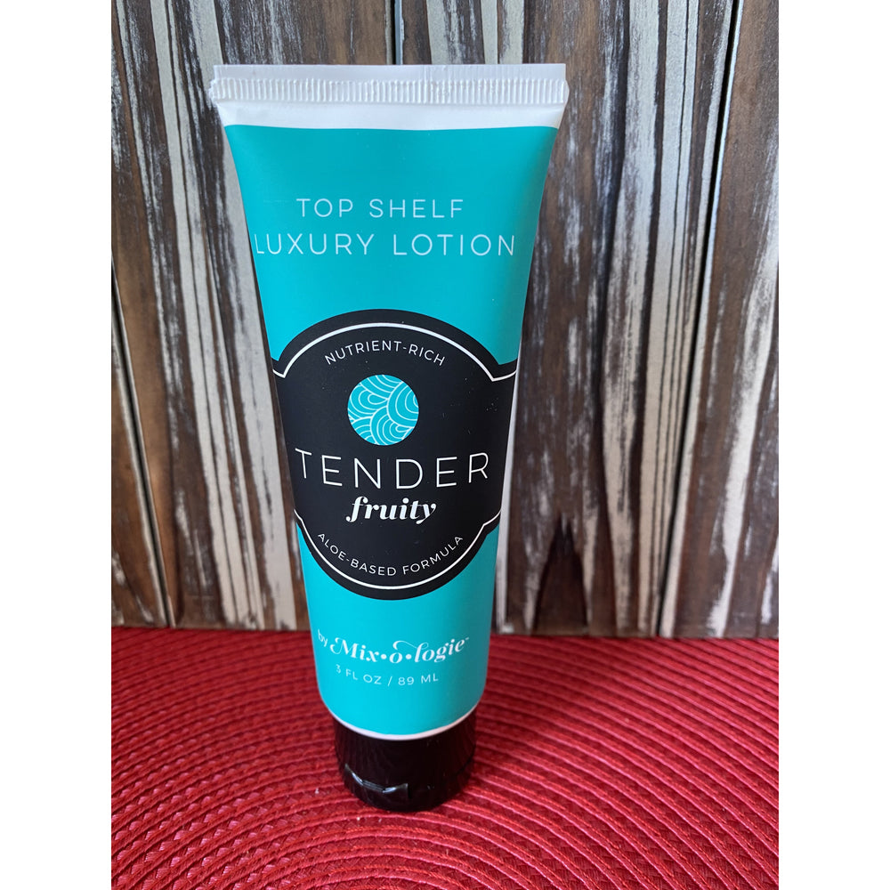 Mixologie's Tender (Fruity) Luxury Lotion