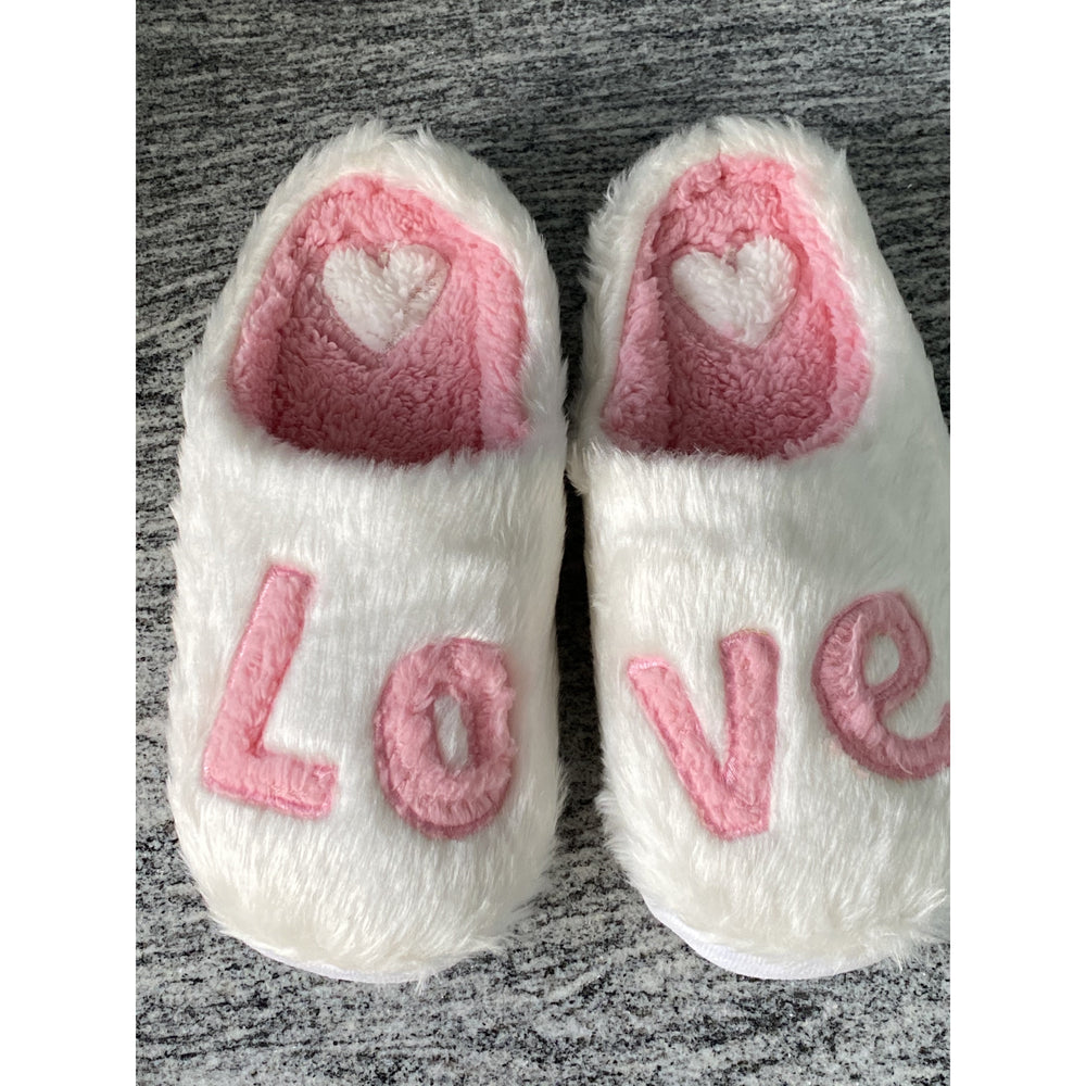 Love - Classic Slippers