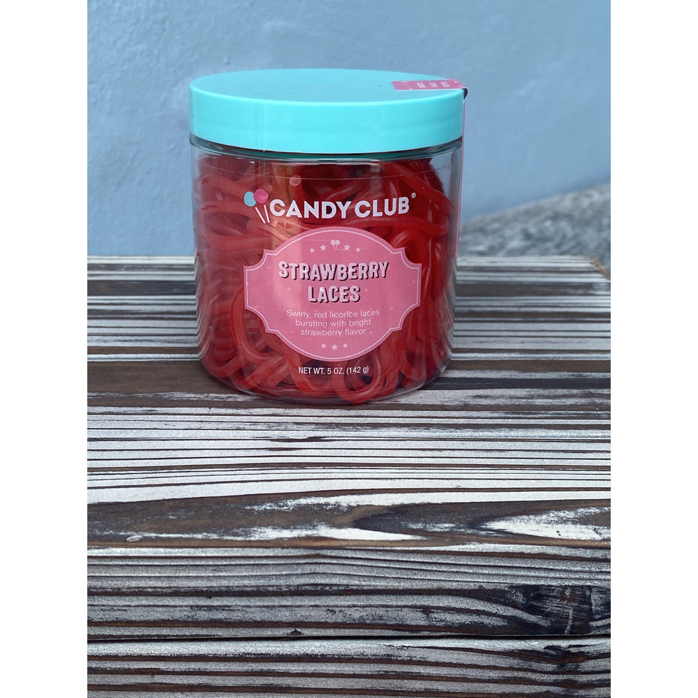 Strawberry Laces by Candy Club