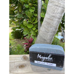 Charcoal Rose Soap by Magnolia Soap & Bath Co.
