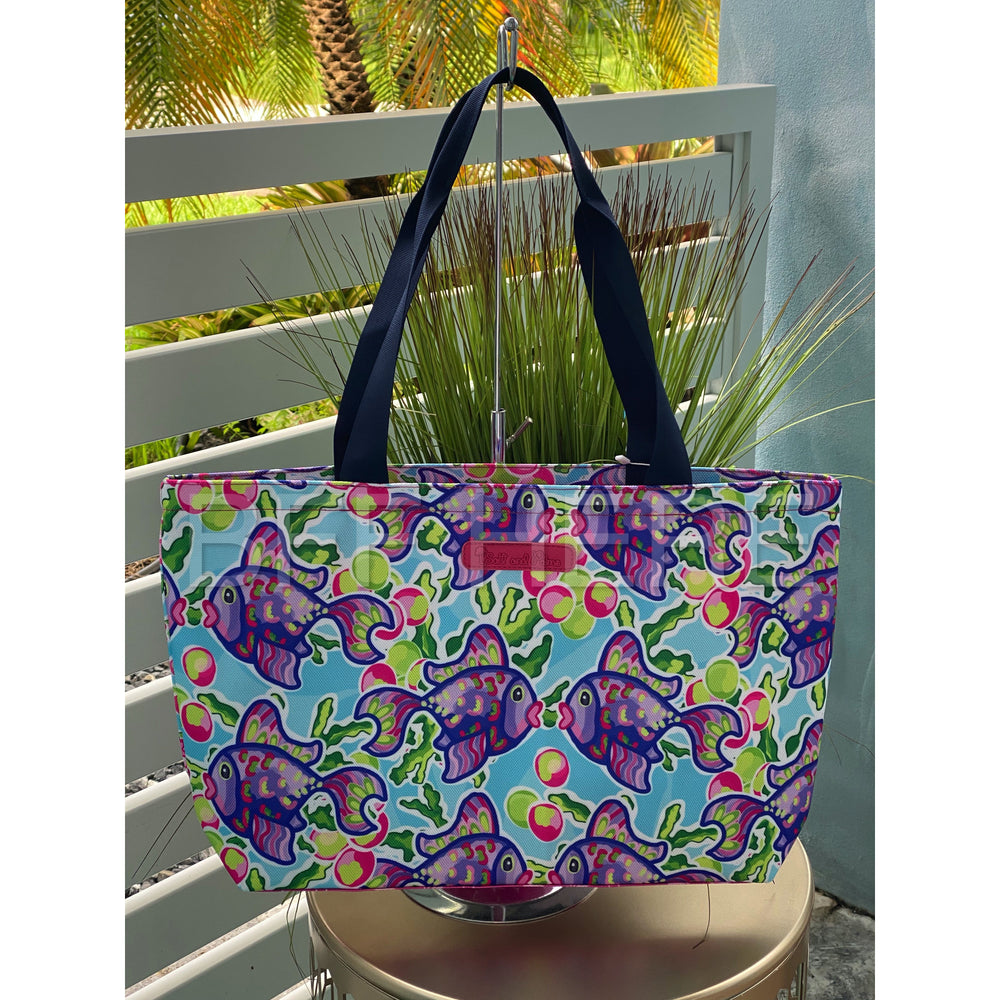 Blowfish Beach Tote