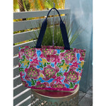 Sea Turtle Beach Tote