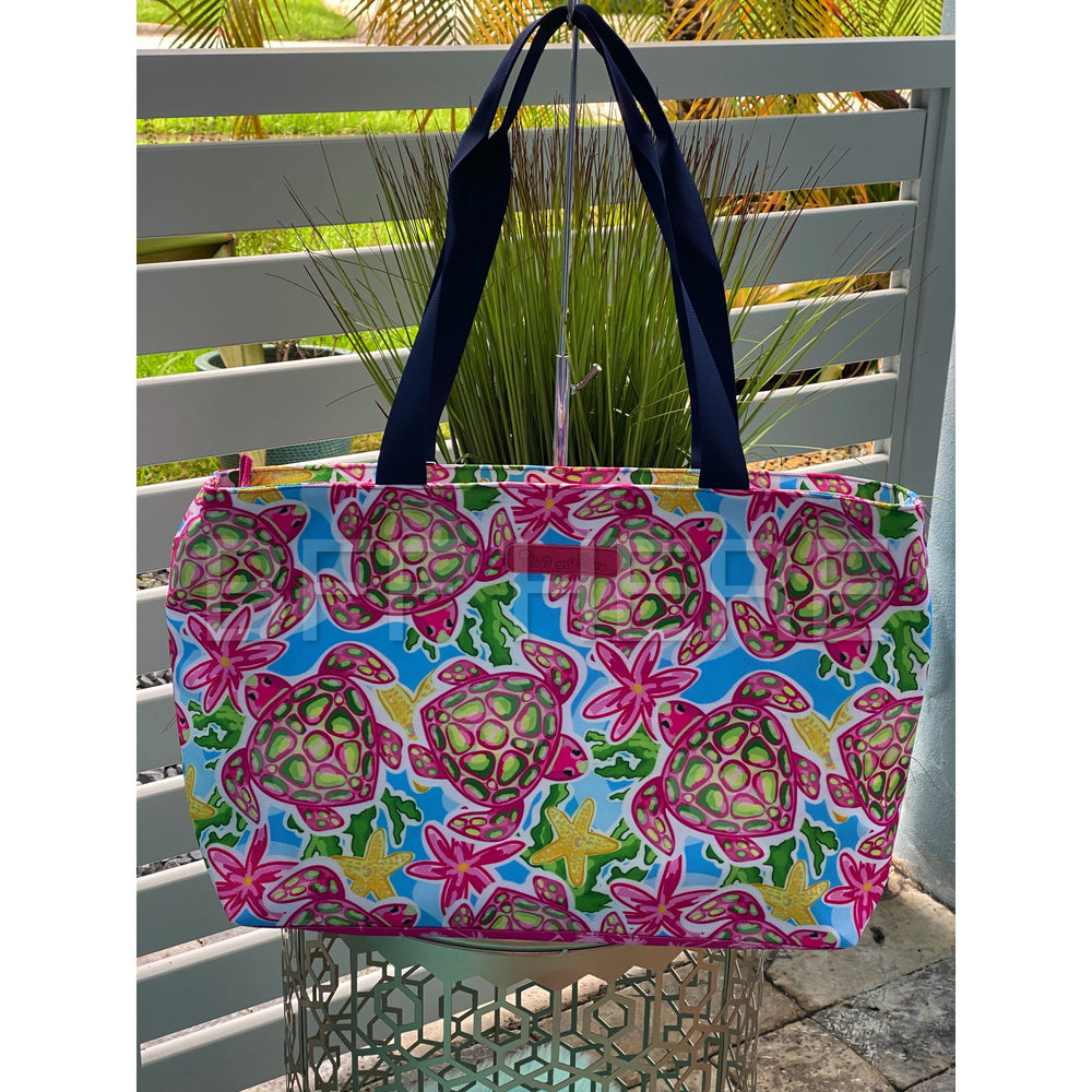 Sea Turtles Cooler Tote