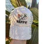 Bee Happy Hat