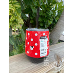 Disney's Minnie Mouse Polka Dot 12oz. Stemless by CORKCICLE