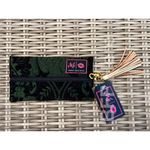 Elegant Green by Makeup Junkie Bags