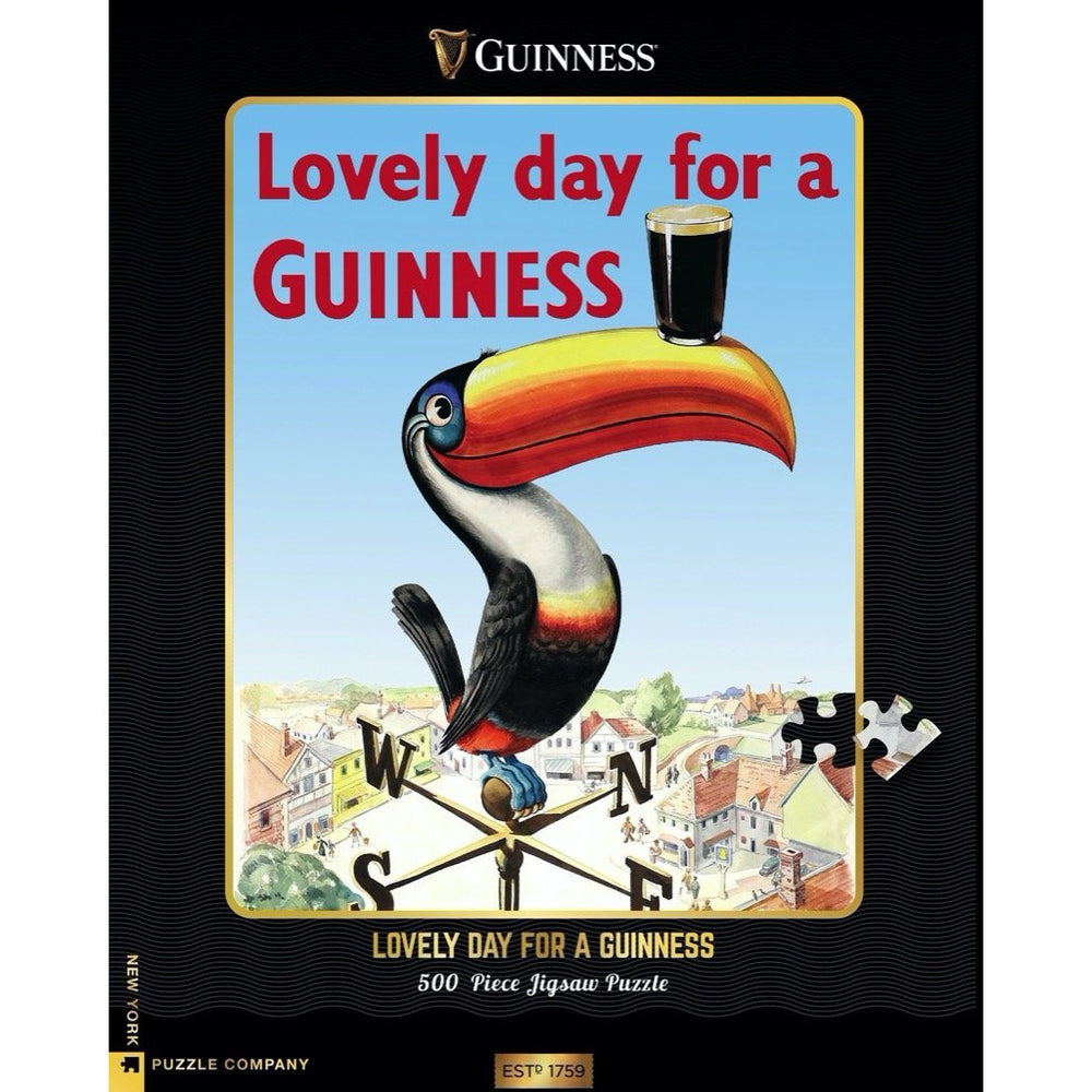Lovely Day For A Guinness Puzzle