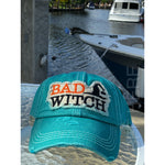 Bad Witch Vintage Hat -- Choice of Color