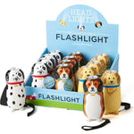 Rechargeable Dog Flashlight -- Choice of Design