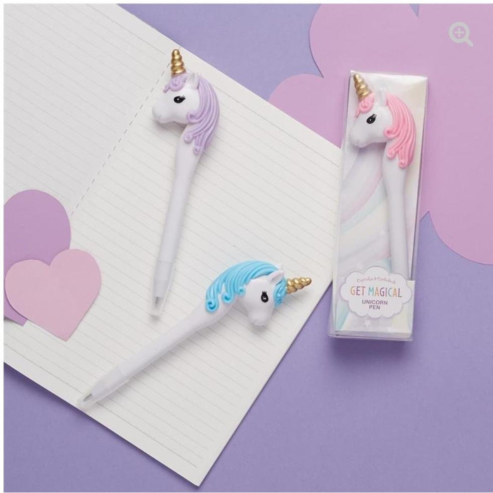 Unicorn Pen -- Choice of Color