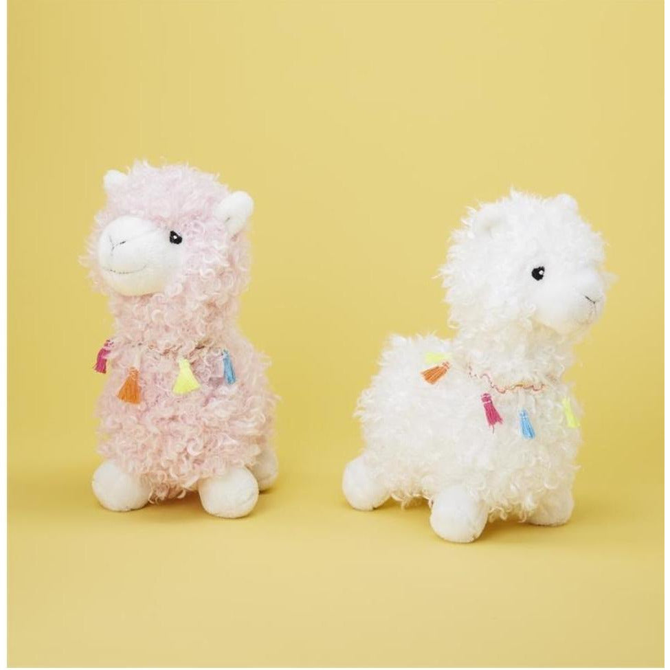 Soft Plush Llama -- Choice of Color