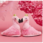 Flock Star Flamingo Children's Slippers