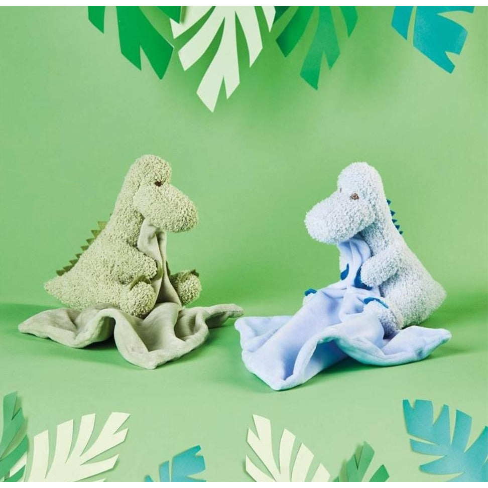 Dino Super Soft Snuggle Toy -- Choice of Color