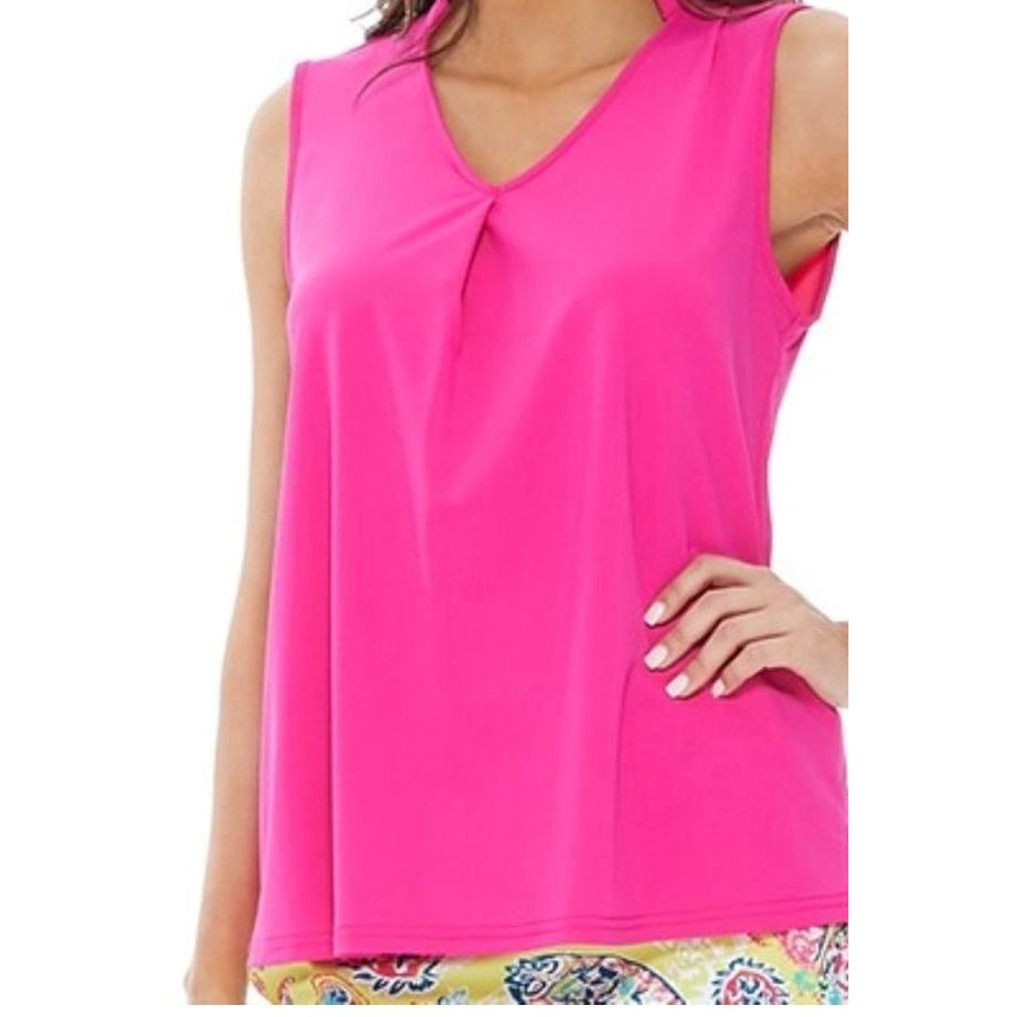 Sofia Pleated Top -- Choice of Size