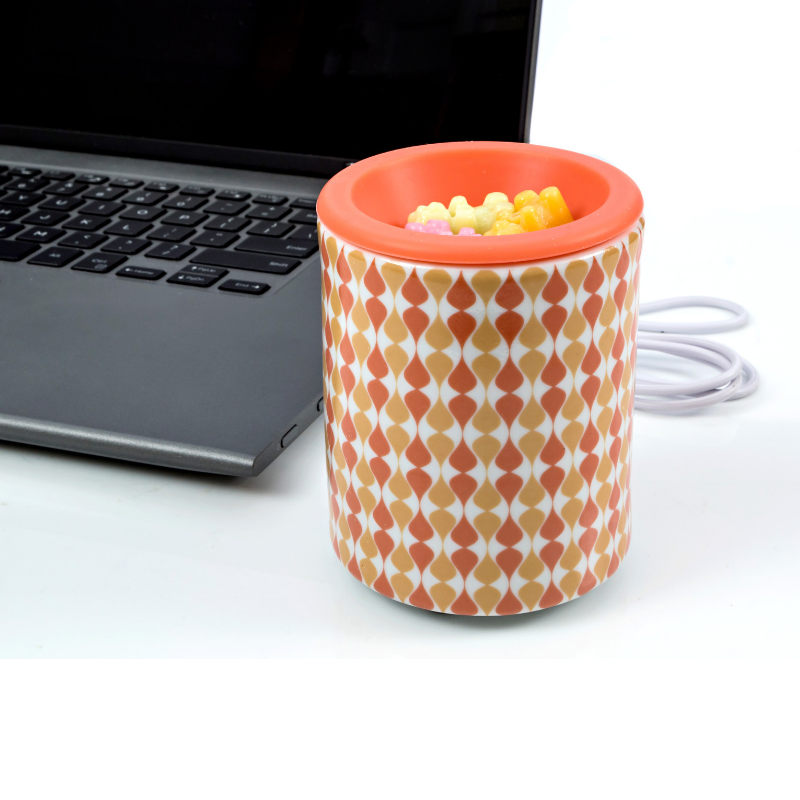 Happy Wax USB Warmer  -- Orange Drops
