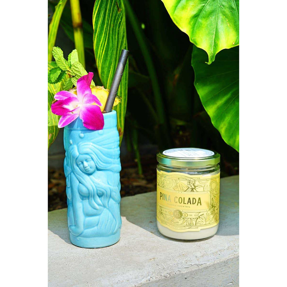 Pina Colada Candle by Rewined