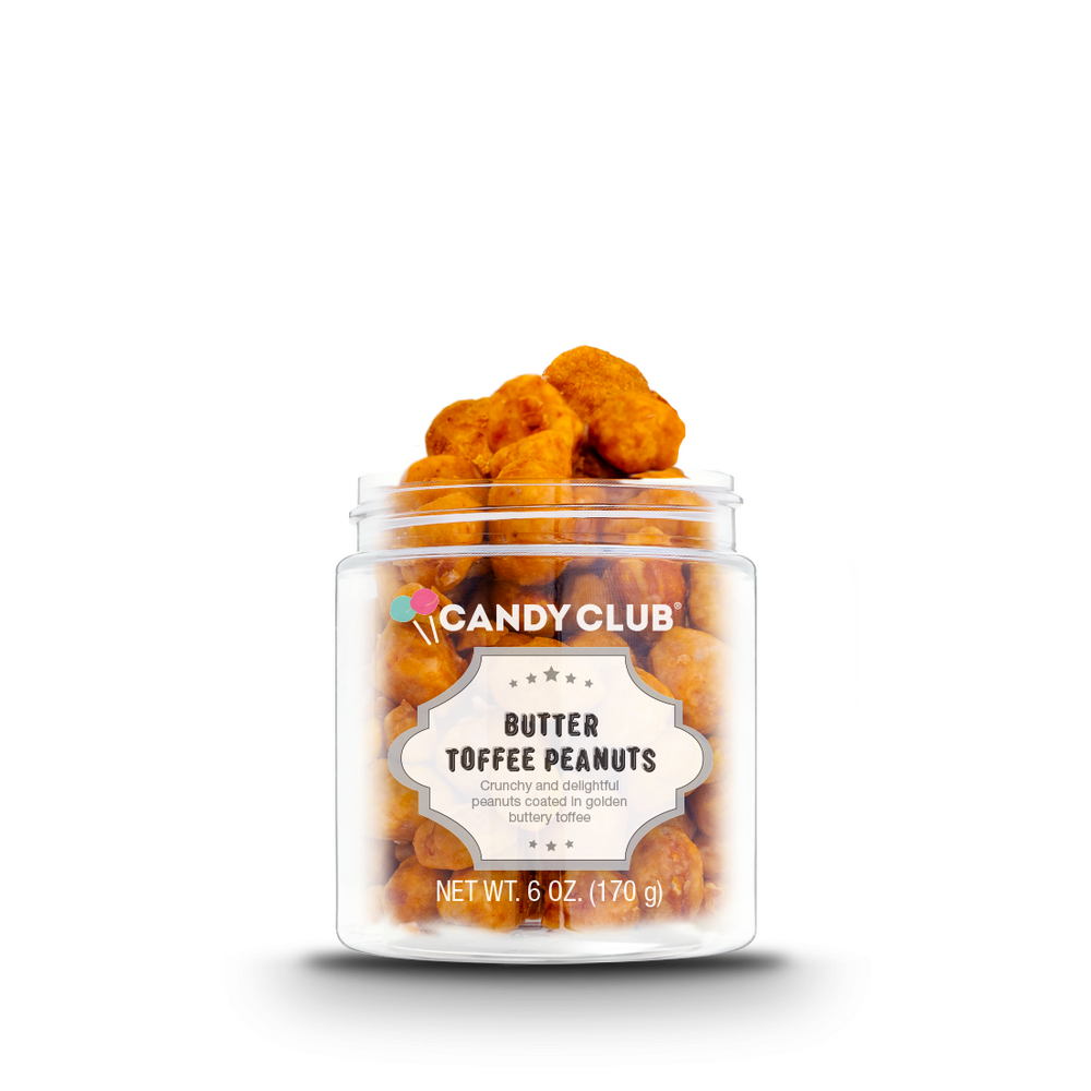 Butter Toffee Peanuts *LIMITED EDITION* by Candy Club