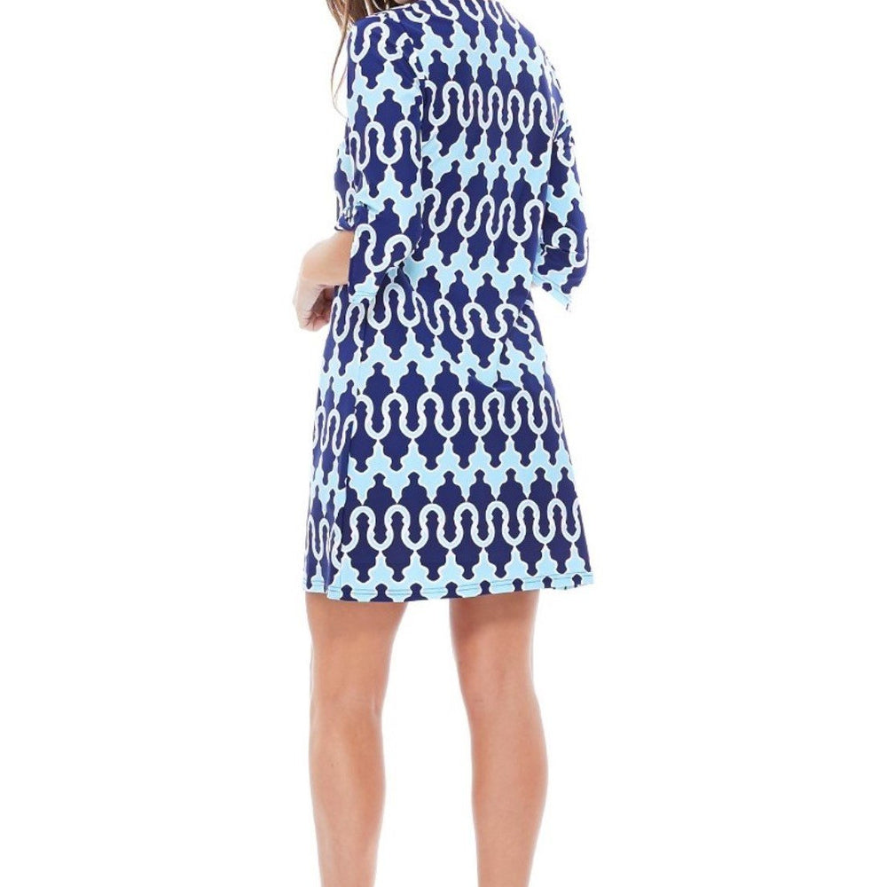 Charlie Quarter Sleeve Dress