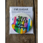 Car Coasters -- Choice of Style
