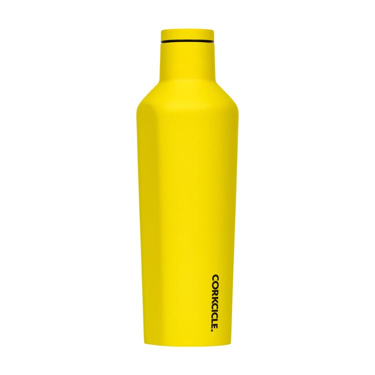 16oz Canteen By Corkcicle -- Neon Yellow