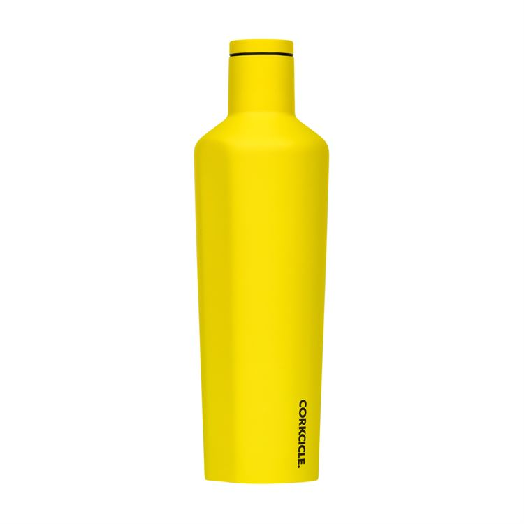 25oz Canteen  By Corkcicle -- Neon Yellow