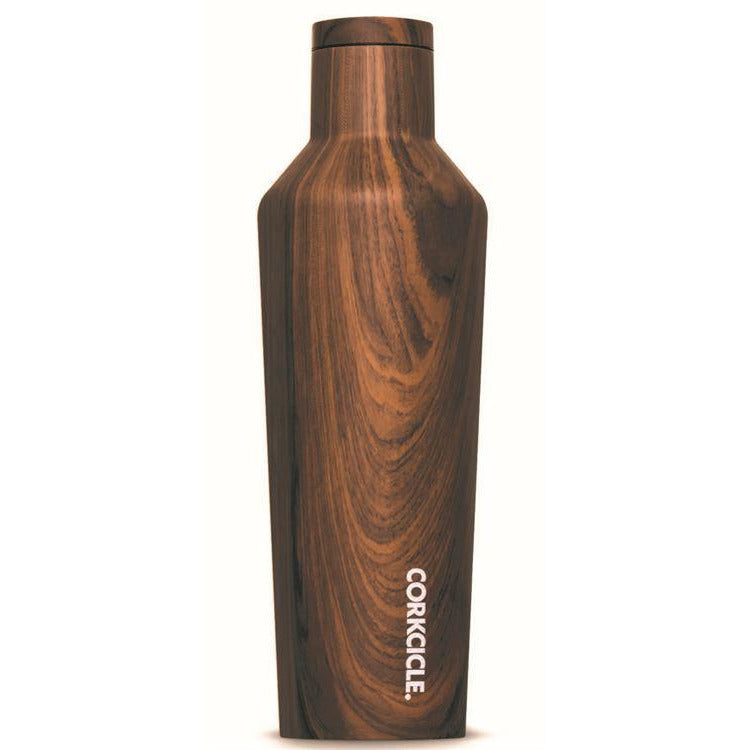 25oz Canteen By Corkcicle  -- Walnut