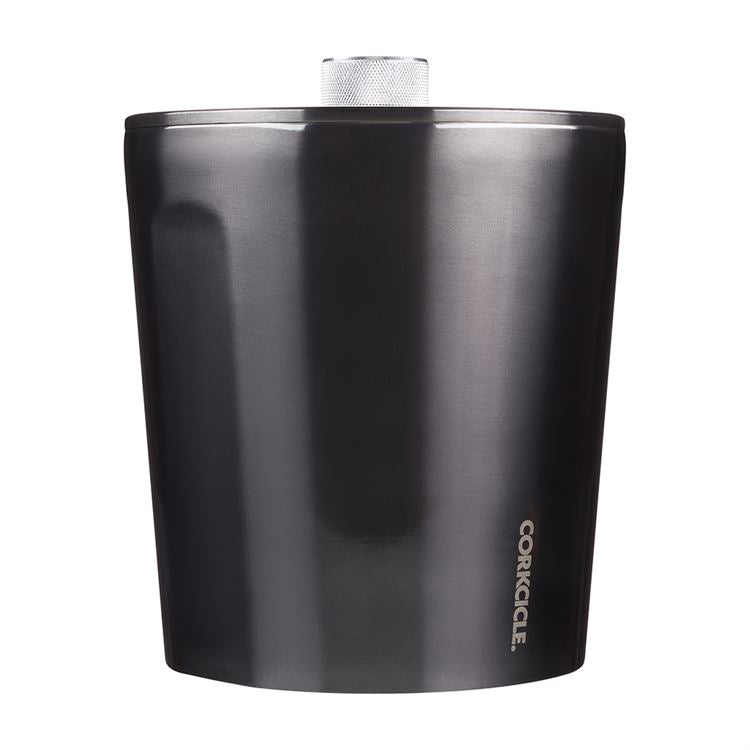 Ice Bucket By Corkcicle -- Gunmetal