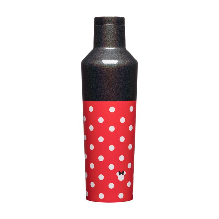 Disney's Minnie Mouse Polka Dot 16oz. Canteen by CORKCICLE