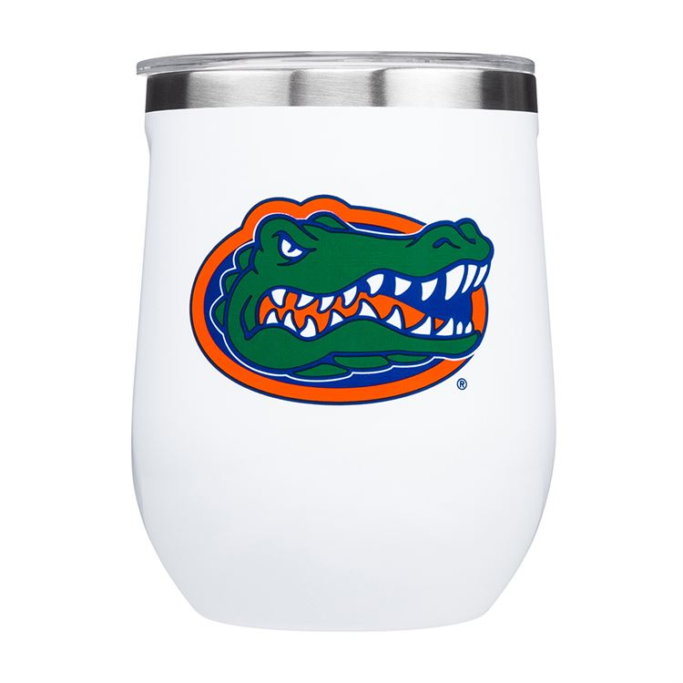 12oz Stemless By Corkcicle  -- University of Florida