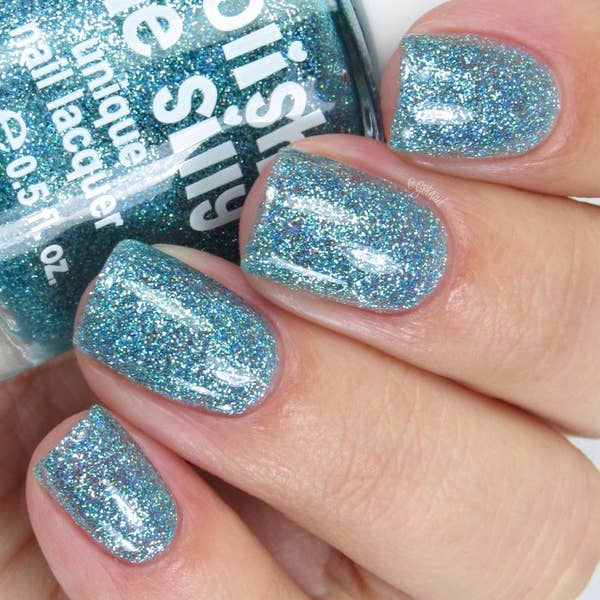 Chill Out - Rainbow Sparkle Nail Polish