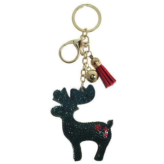 Holiday Keychain -- Choice of Style