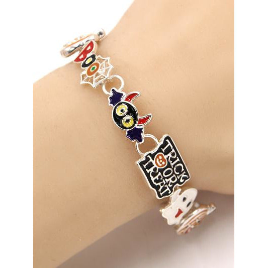 The Best of Halloween Bracelet -- Choice of Color
