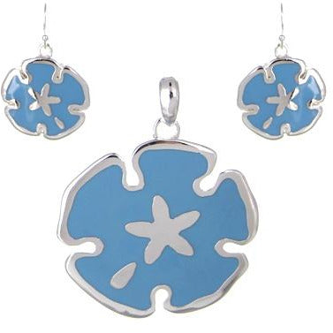 Sea Life Pendant Set -- Choice of Style