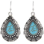 Navajo Teardrop Earrings