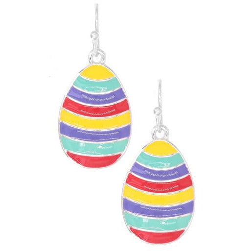 Easter Epoxy Earrings -- Choice of Style