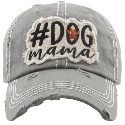 Dog Mama Hat -- Choice of Color