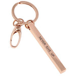 The Best Is Yet To Come - Keychain