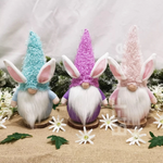 Easter Bunny Gnomes -- Choice of Color