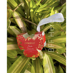 Love -- Butterfly Holiday Ornament by Spongellé