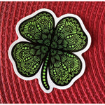 Four Leaf Clover Sticker