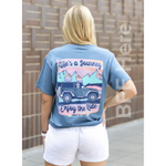 Life's a Journey Enjoy the Ride T-Shirt