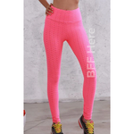 Pink Sassy Pants Leggings