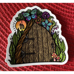 Fairy Door Sticker