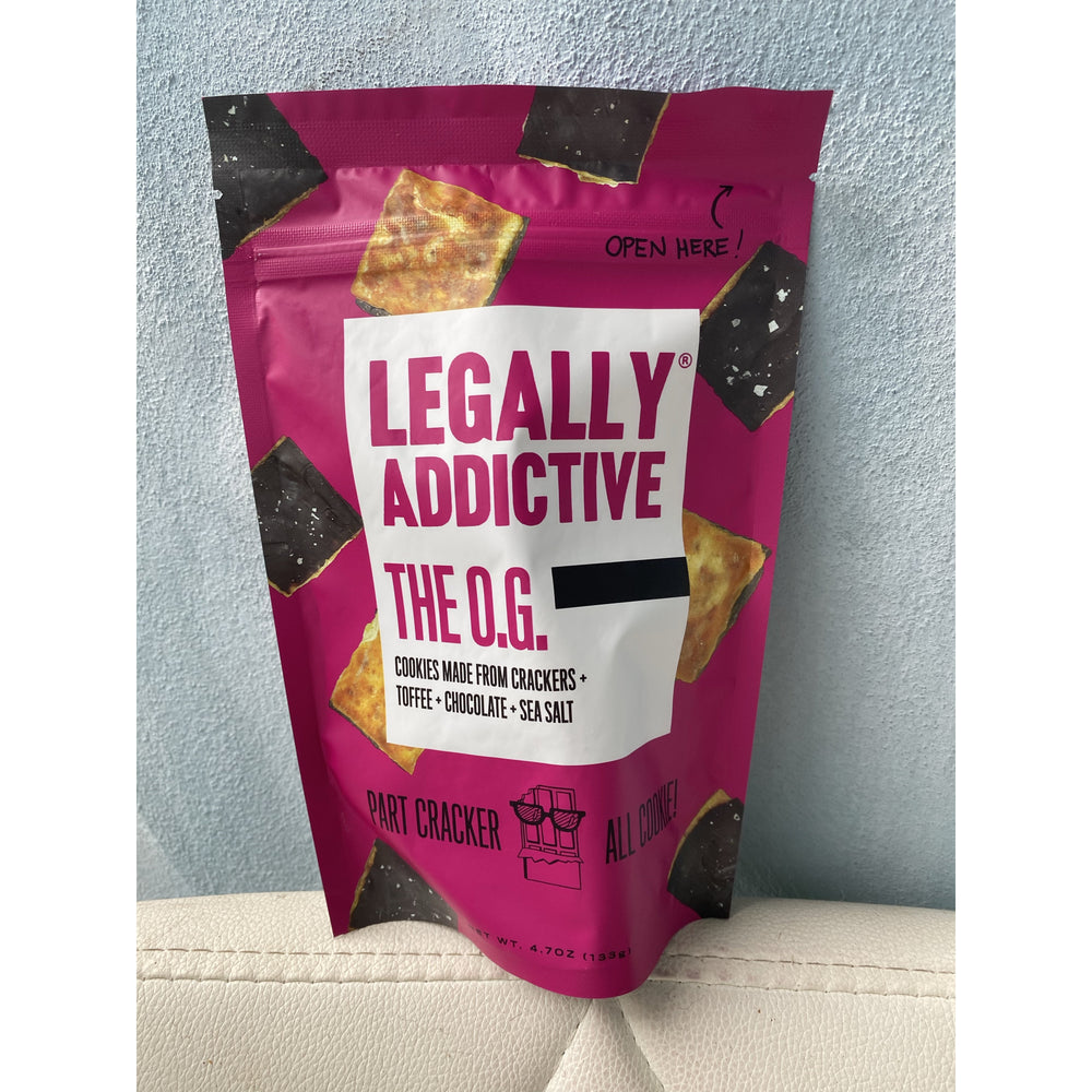 The OG  by Legally Addictive Foods