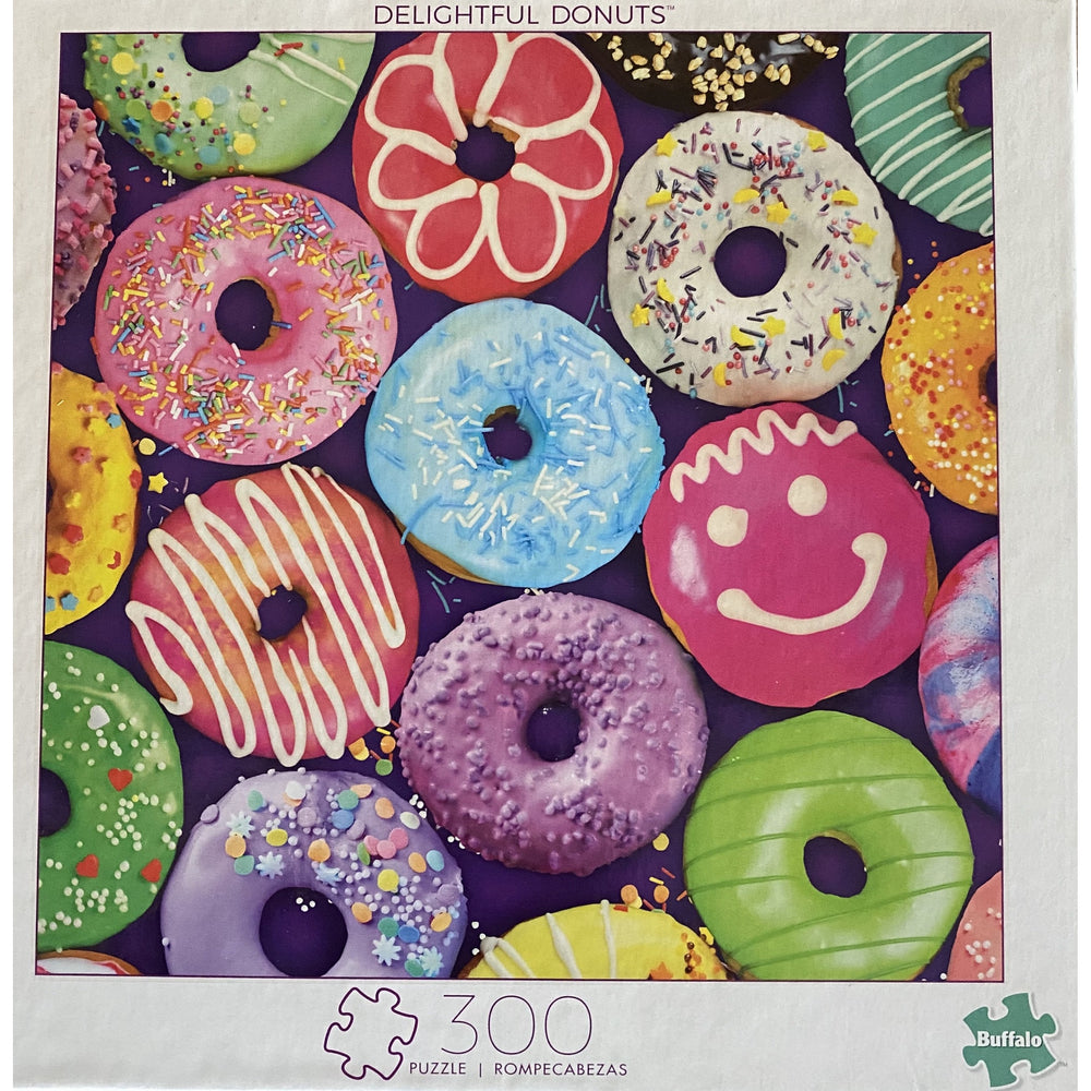 Delightful Donuts Puzzle