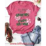 Be a Cindy Lou Who Graphic Tee